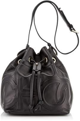 Jimmy Choo Small Leather Juno Bag