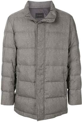 Durban D'urban padded funnel-neck jacket