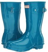 Hunter Original Short Gloss Women's Rain Boots