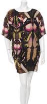 Jean Paul Gaultier Silk Butterfly Dress