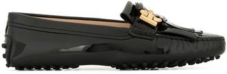 Tod's Gommino fringe loafers