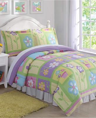 Helena My World Sweet Reversible 3-Pc. Full/Queen Comforter Set Bedding