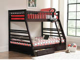 Viv + Rae Rafael Twin over Full Bunk Bed with Storage