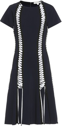 Jonathan Simkhai Dress with lace-up detailing