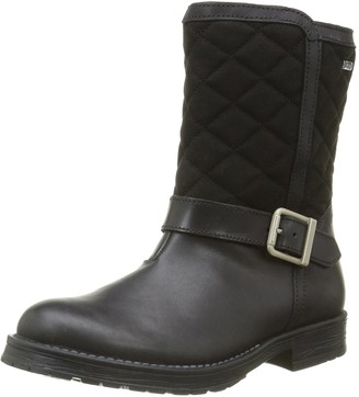 Start Rite Aqua Jessie Girls Mustard Boots - Mid-Calf Boots