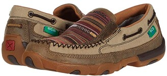 Twisted X WDMS013 (Khaki/Multi) Women's Shoes