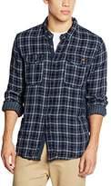 Superdry Men's Roadster Denim L/S Shirt,XL