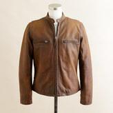 J.Crew Stockton racer jacket