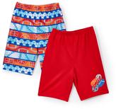 Komar Kids Sports Two-Pair Shorts - Toddler & Boys