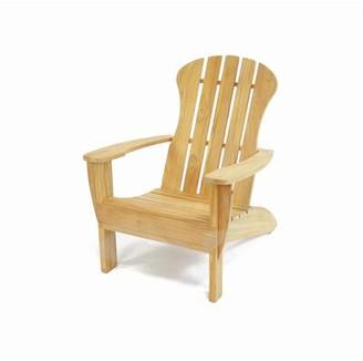Adirondack Barnhardt Teak Chair Darby Home Co