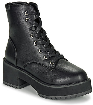 Coolway SINAR women's Low Ankle Boots in Black
