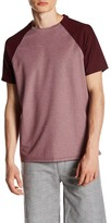 Vince Camuto Short Sleeve Baseball T-Shirt