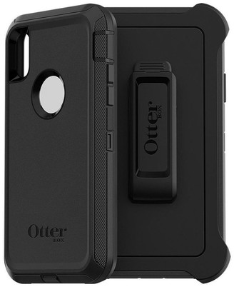 Otterbox Defender Case/Cover Drop/Dust Proof Protective for Apple iPhone XR BLK
