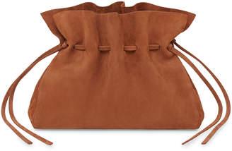 Mansur Gavriel Protea Suede Crossbody Bag