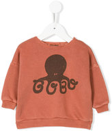 Bobo Choses octopus sweatshirt