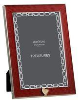 "Vera Wang Wedgwood Treasures Heart Frame (4"" x 6"")"