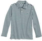 Vineyard Vines Toddler Boy's Stripe Pima Cotton Jersey Polo