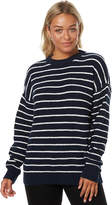 Swell Connie Stripe Cotton Knit Blue