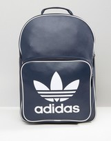 adidas Retro Backpack In Navy BK2106