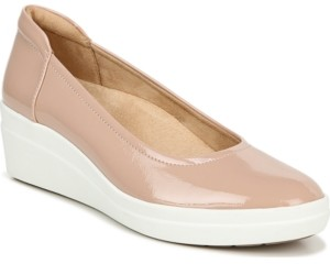 Naturalizer Sam Slip-On Wedges Women's Shoes