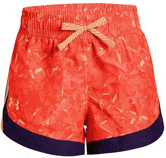Under Armour Girls Sprint Novelty Shorts