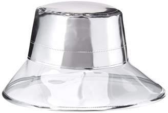 Eric Javits Women's Gogo Rain Bucket-Crystal/Silver One Size