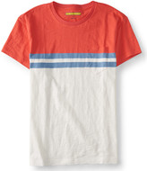Prince & Fox Engineered Stripe Tee