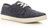 Toms Paseo The Hill Side Lace Up Sneakers