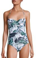Mara Hoffman One-Piece Printed Swimsuit