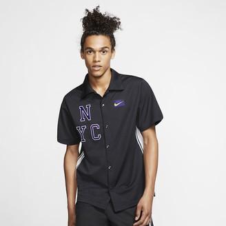 Nike Short-Sleeve Tennis Top NikeCourt