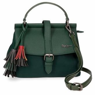 Pepe Jeans Ann Green Handbag