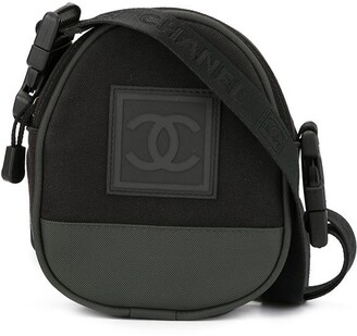 Chanel Pre Owned Sports Line shoulder bag