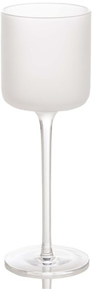 Abigails Frosted Wine Glass Set of 4