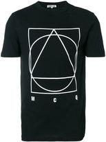 McQ short sleeved motif T-shirt