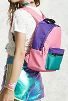 Forever 21 Colorblock Mini Backpack