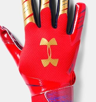 Under Armour Boys' UA F7 LE Football Gloves