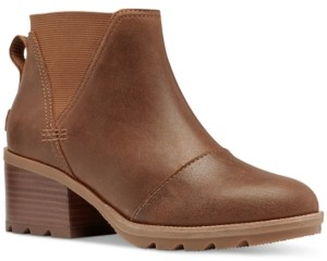 Sorel Women's Cate Lug Sole Chelsea Booties Women's Shoes