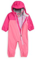 The North Face Infant Girl's Tailout Triclimate 3-In-1 One-Piece Rain Suit