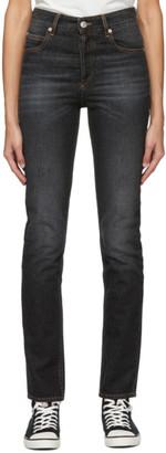 Etoile Isabel Marant Black Biliana Jeans