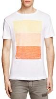 Sundek Logan Color Block Graphic Tee