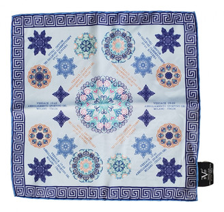 Versace Multicolour Polyester Scarves & pocket squares