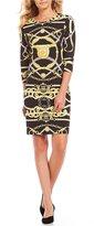 J.Mclaughlin 3/4 Sleeve Sophia Dress