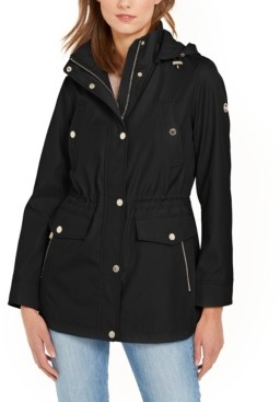 Michael Kors Michael Hooded Anorak Jacket