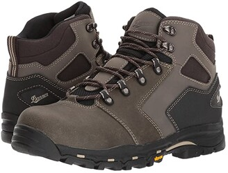 Danner Vicious 4.5 Hot Weather Non-Metallic Safety Toe (Slate/Black) Men's Work Boots