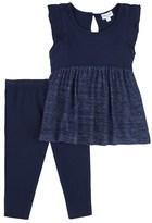 Splendid Baby Girl Loose Knit Pant Set