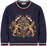 Dolce & Gabbana Wool blend sweater