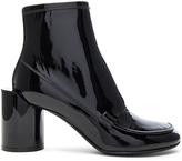 Maison Margiela Patent Leather Booties