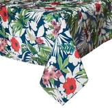 Tommy Bahama Bernini Floral 60-Inch x 120-Inch Oblong Tablecloth