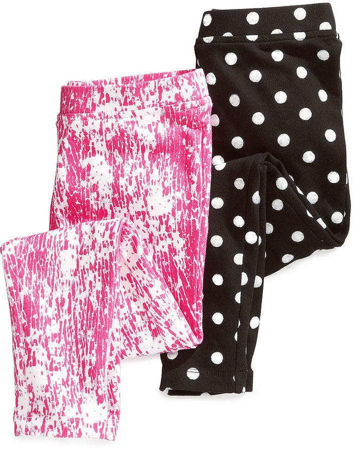 Epic Threads Little Girls' Printed Leggings
