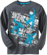 Old Navy Boys Extreme-Sports Tees